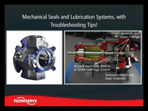 Flowserve eLearning Module: Pump and Mechanical Seal Operator Training