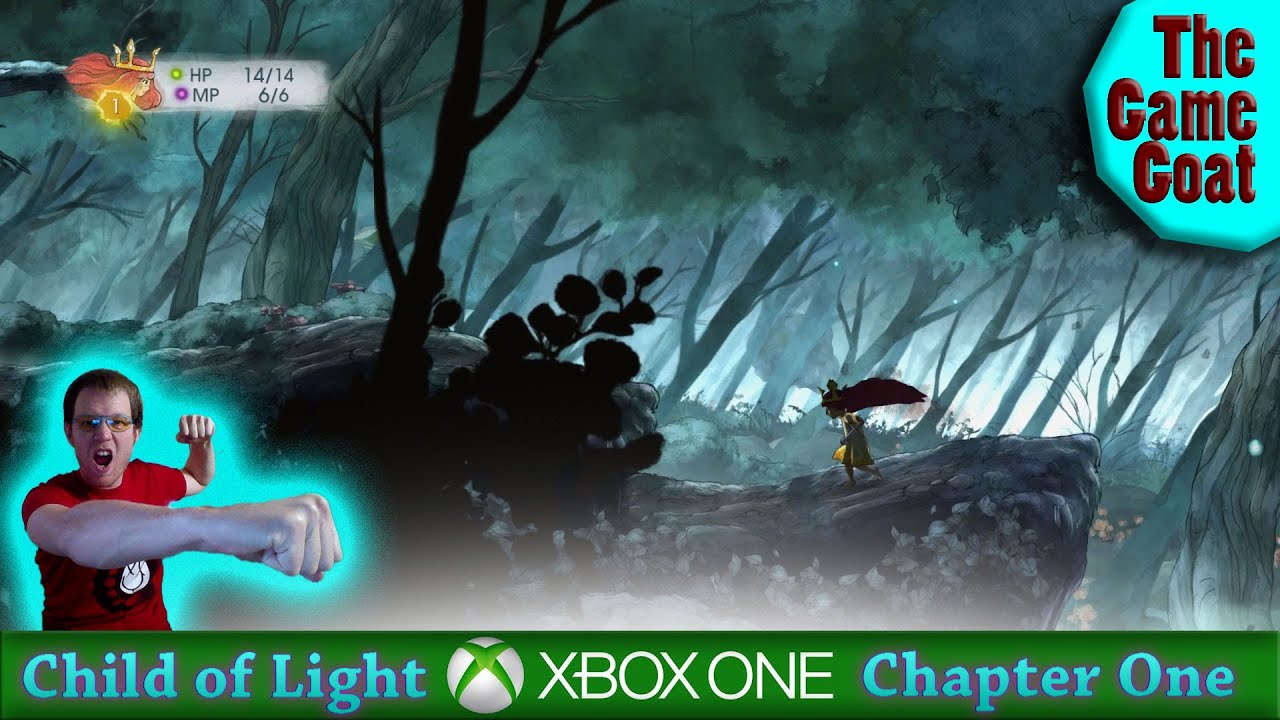 Child Of Light Xbox One Gameplay   Part One