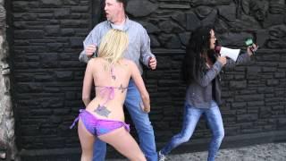 Stacey Havoc - Red Neck Strip Club on Money Talks
