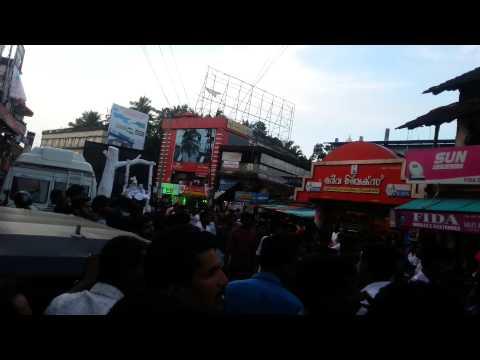 Road show jayathi