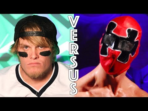 CHIKARA: Mr. Touchdown/Fire Ant vs. Jigsaw/Arik Cannon (PCAGG 493)