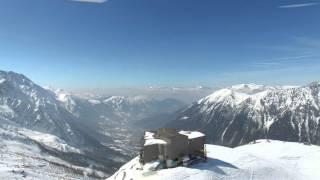 DJI Phantom 3 Pro Mont Blanc