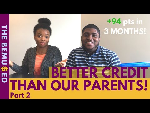 How to Start Building Credit at 18 - Part 2
