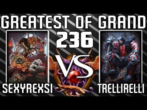 Smite - Greatest of GrandMasters #236 - Ravana vs Thor