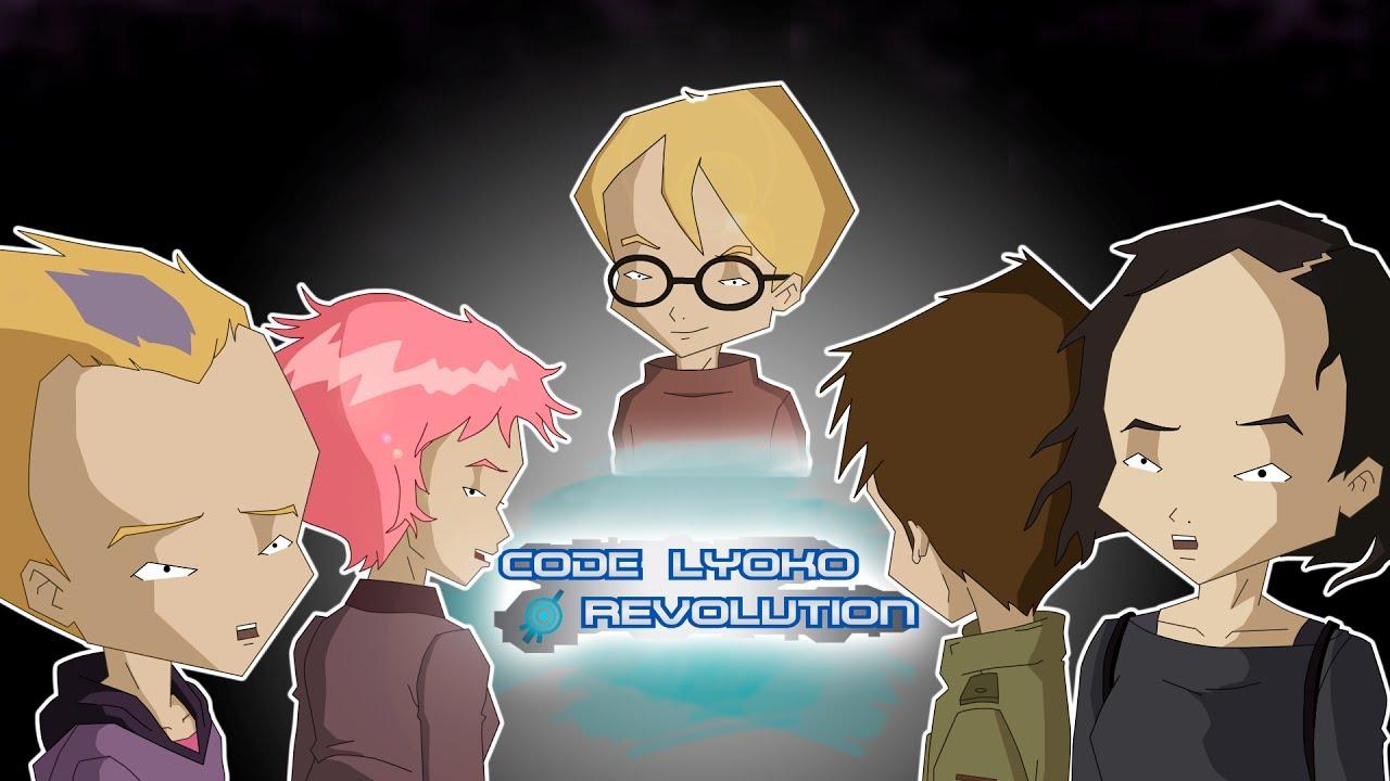 Code Lyoko Revolution Wallpaper Speed Draw Cl Revolution Youtube