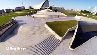 видео Культурный Центр Гейдара Алиева