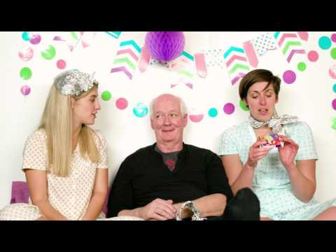 SLUMBER PARTY - Colin Mochrie