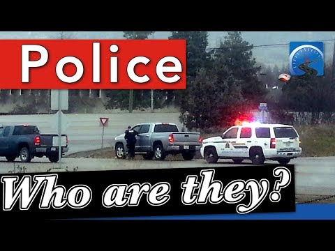 Who are the Police and What do They Do?
