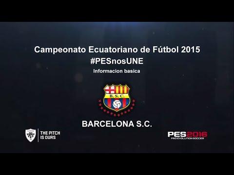 Tutorial Barcelona S.C.