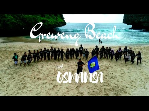 (TRAVEL VLOGG) Greweng Beach, Wonderful Indonesia!