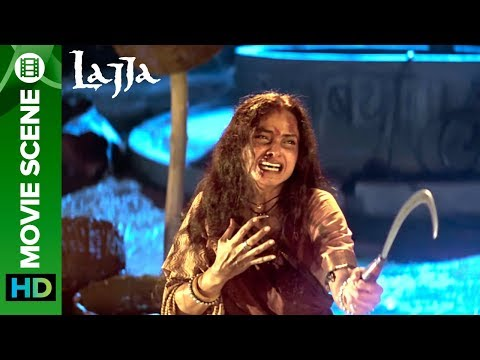Rekha's Best Act - Lajja
