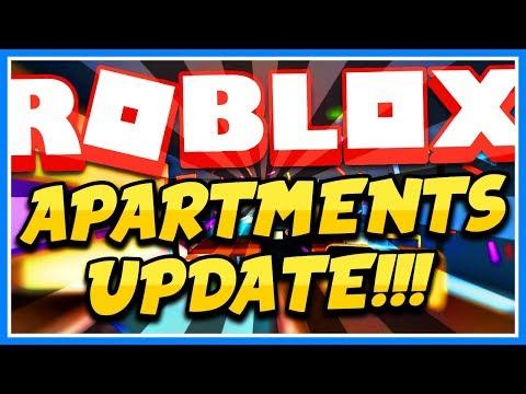 ROBLOX JAILBREAK APARTMENTS UPDATE!! 🔴 ROBLOX LIVE (Roblox Jailbreak Apartment)