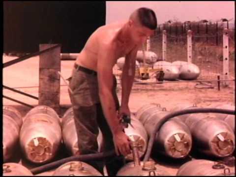Air Ordnance For COIN Operations Against Vietcong, Bien Hoa Air Base (Nov. 1962)
