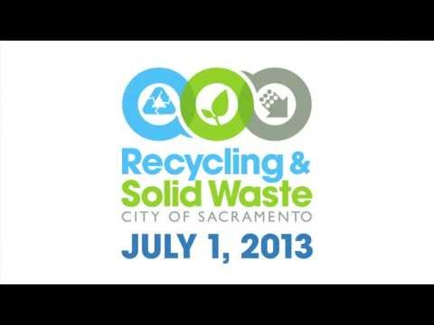 Get the 311 App for City of Sacramento Recycling & Solid Waste