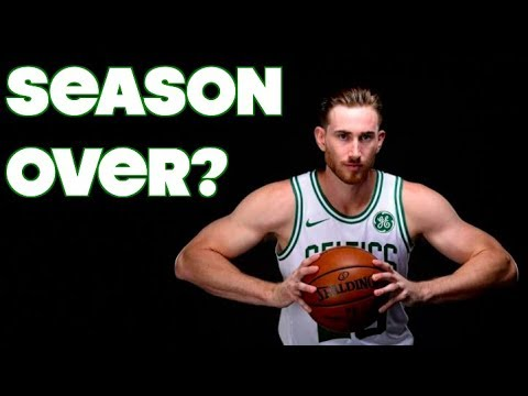 Is the SEASON OVER for the BOSTON CELTICS?