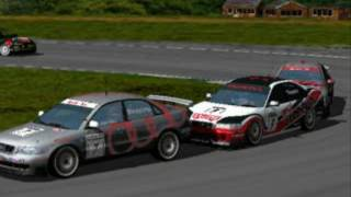 TOCA 2: Touring Car Challenge (Intro) - PS 1