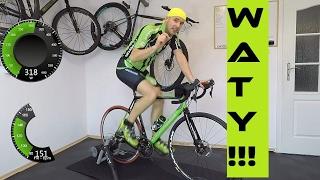 Czy 250 watów mocy w nogach to dużo? Co oznaczają waty na mierniku mocy kolarzy?