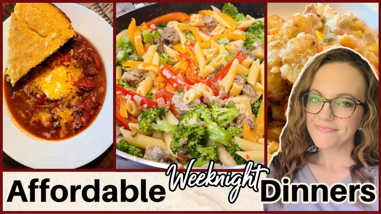 EASY WEEKNIGHT RECIPES   AFFORDABLE  DINNERS   DINNER INSPIRATION   WINNER DINNERS   NO. 103