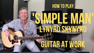 How to play 'Simple Man' by Lynyrd Skynyrd