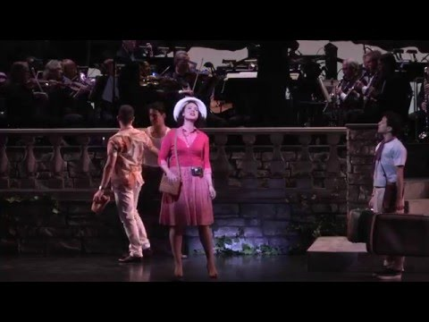 Encores! Do I Hear a Waltz? Dress Rehearsal