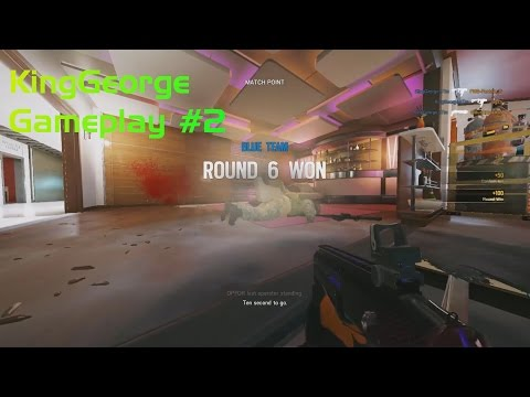 KingGeorge Gameplay Clips #2 Few Nice 1vX Clutches!