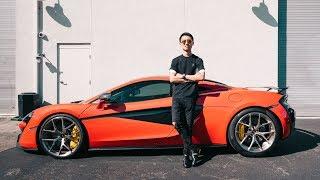 旧情人换迈凯轮570S? - Fastest McLaren 570S!