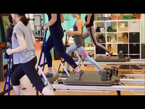 Pilates : Trial Group Reformer Session