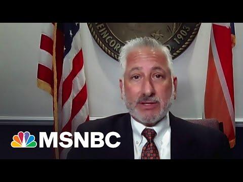 St. Petersburg, Florida Mayor: None Of Gov. DeSantis' Covid Orders 'Have Ever Made Sense' | MSNBC