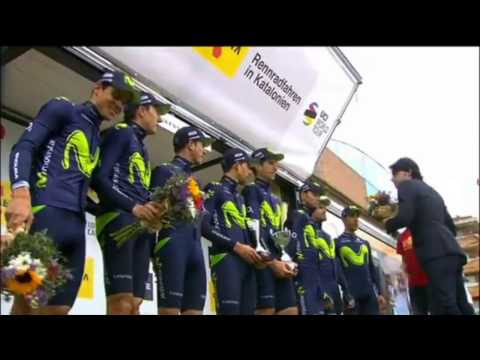2017 Volta a Catalunya   Stages 1& 2 highlights