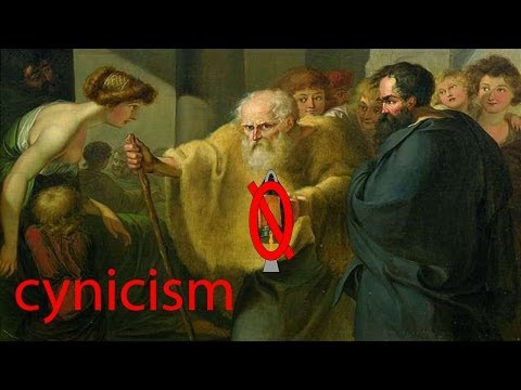 A guide to Cynicism - why I call myself the CYNICAL historian