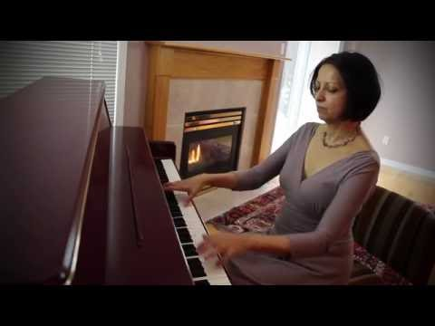 The Cascades by Scott Joplin, played by Anita Malhotra