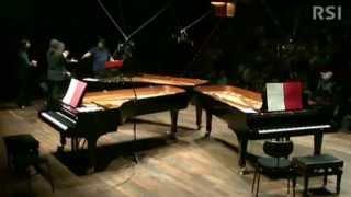 "Carlo Boccadoro: ""Vaalbara"" (2013), for three pianos - The Pianos Trio"