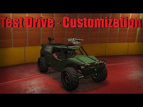 Gta 5 Online | Barrage - Test Drive and Customization - Doom