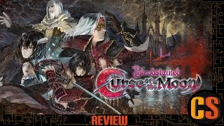 BLOODSTAINED: CURSE OF THE MOON - REVIEW