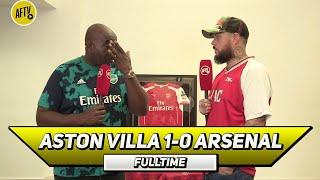 Aston Villa 1-0 Arsenal | Arteta Needs Help! (DT)