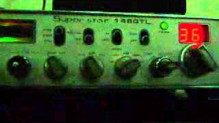 Megastar MG-990TW SSB Test