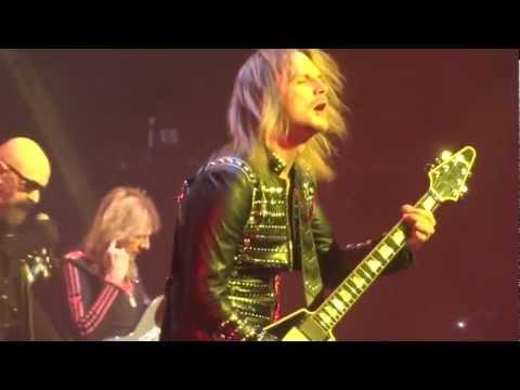 Judas Priest Judas Rising Live Montreal centre Bell Center 2011 HD 1080P mp3