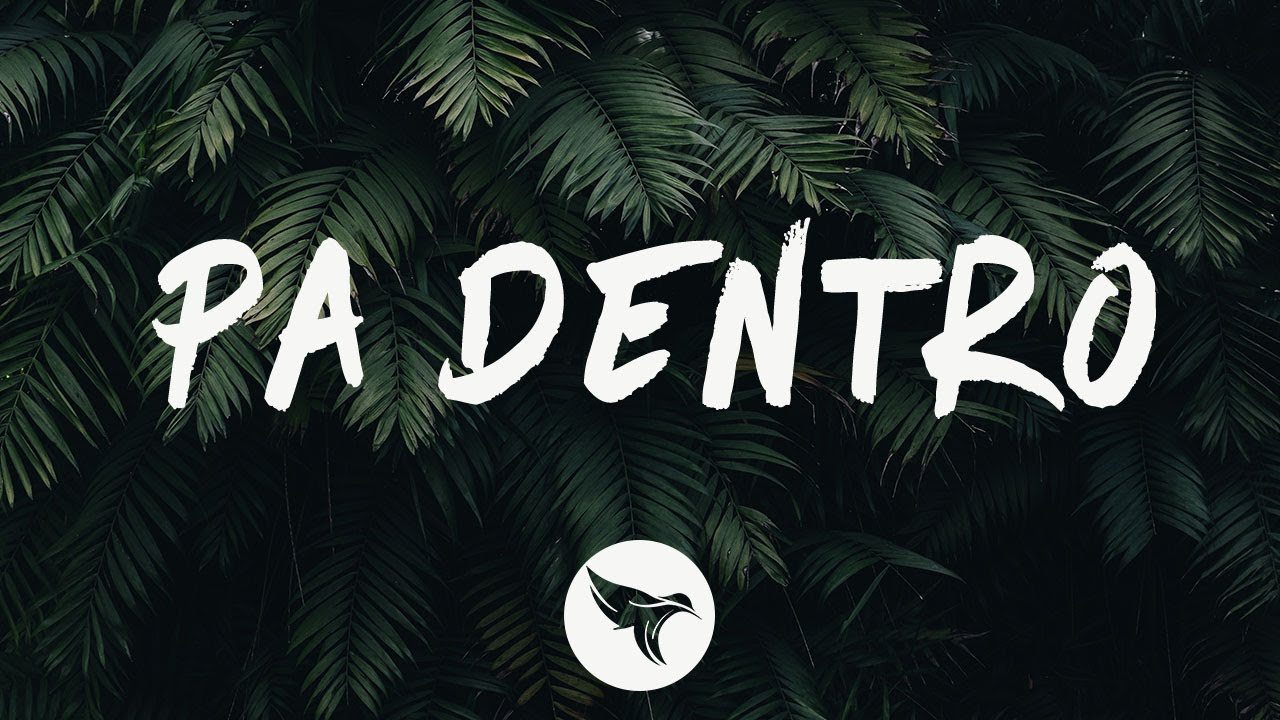 JUNGLEBOY - Pa Dentro (Letra / Lyrics) Dayvi, Disco Fries
