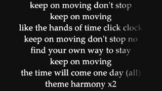 Soul II Soul - Keep On Moving lyrics