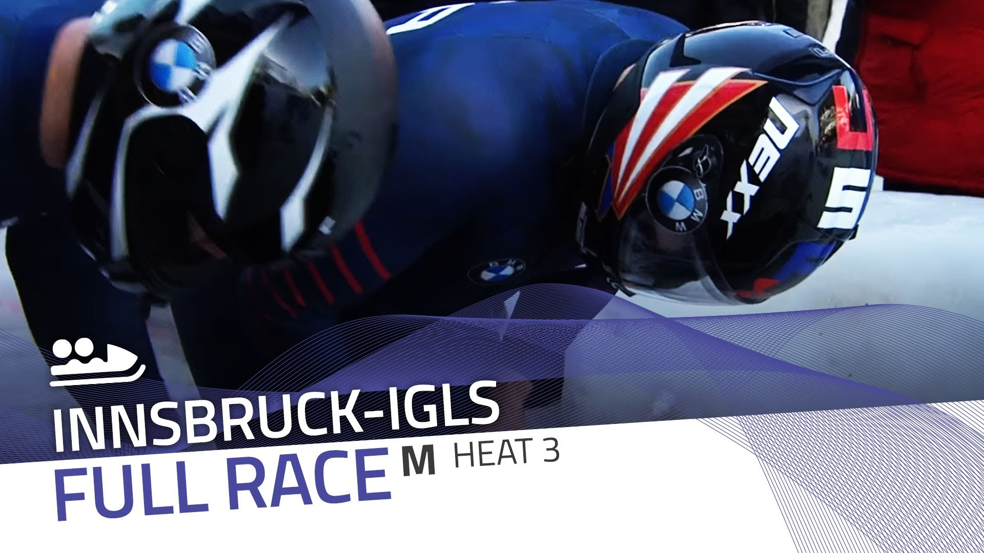 Innsbruck-igls | bmw ibsf world championships 2016 - 2-man bobsleigh heat 3 | ibsf official