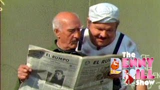 Benny Hill - Welcome President Fartas! w/Closing Chase (1988)