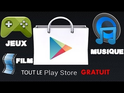 telecharger play store gratuit pour iphone