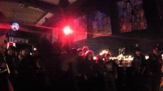 TEMPLE OF DAGON live 5 Star Bar 01/09/2015