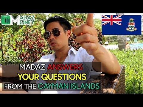 DAY TRADING FROM PARADISE ! - Madaz Answers YOUR Trading Questions from the Cayman Islands!