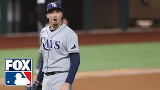 When tampa bay rays manager kevin cash pulled starting pitcher blake snell from the game, los angeles dodgers seized opportunity and put together a r...