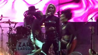 Zara larsson ◉ Chile 📅 17 03 2018 ♫ Ain't My Fault ♫ Lollapalooza 2018