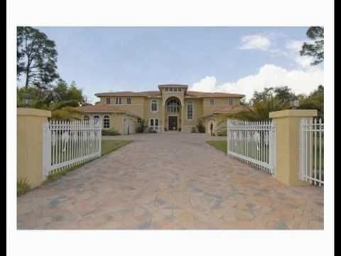 Parkland Florida 39 S Finest Mansion CUSTOM BUILT 9 9 4 Car