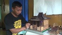 Peluang bisnis, kerajinan aneka souvenir dari bambu