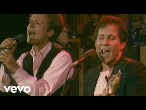 Simon & Garfunkel - Late In the Evening (from The Concert in Central Park)