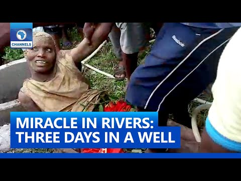 Miraculous Survival: Abducted Woman Rescued From Well After Three Days